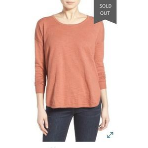 Madewell Womens XS Clearweather Pullover Sweater